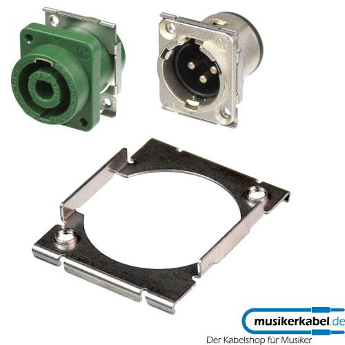 Neutrik MFD Neutrik Montagerahmen D-Serie m3